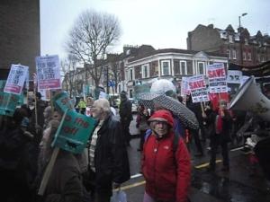 whittington march